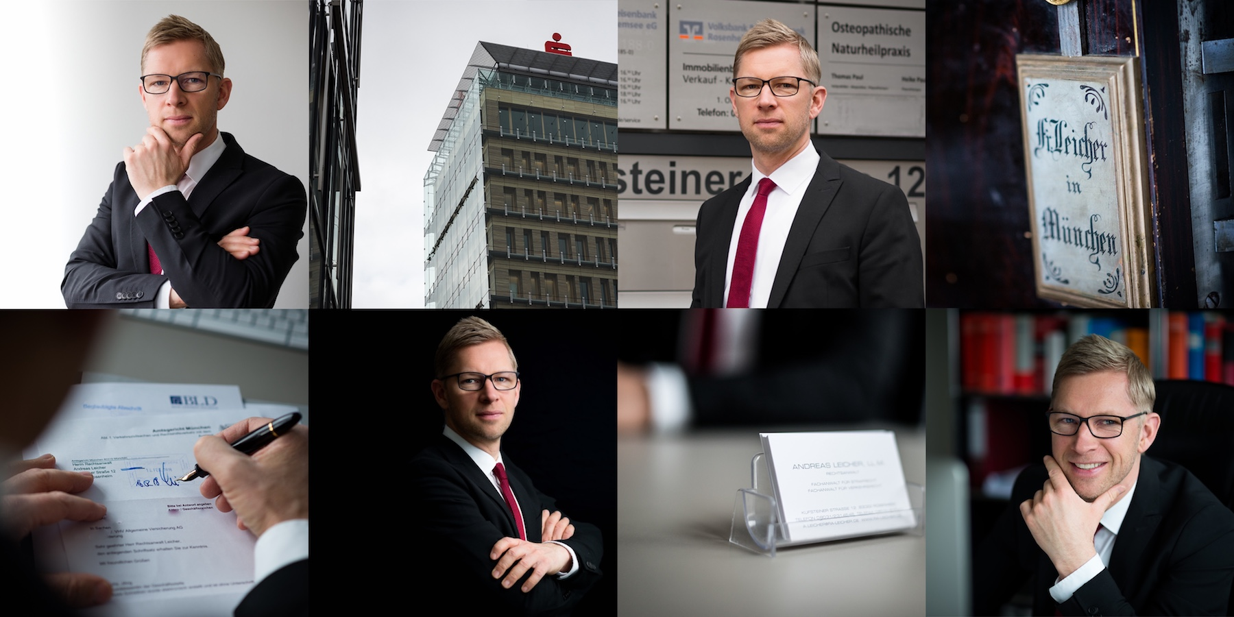 L.L.M. Andreas Leicher - Startseite | Fachanwalt für Strafrecht Rosenheim | Strafverteidiger | Fachanwalt für Verkehrsrecht